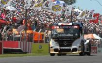 Mercedes-Benz em busca do título da Fórmula Truck