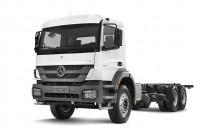 Novo Axor 3131 chega com 31,5 toneladas de PBT e câmbio ComfortShift