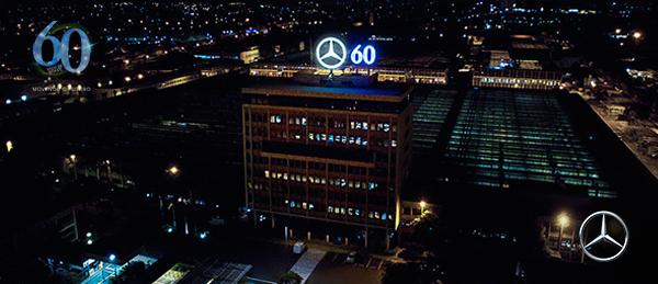 luminoso 60 anos